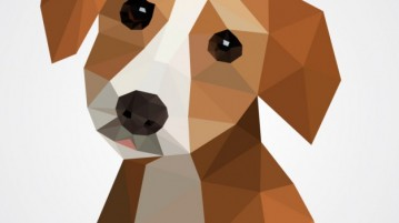 polygonal-dog_23-2147515552